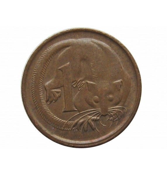 Австралия 1 цент 1985 г.