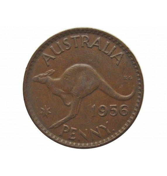 Австралия 1 пенни 1956 г.