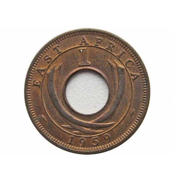 Британская Восточная Африка 1 цент 1959 г. KN