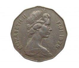 Фиджи 50 центов 1976 г.