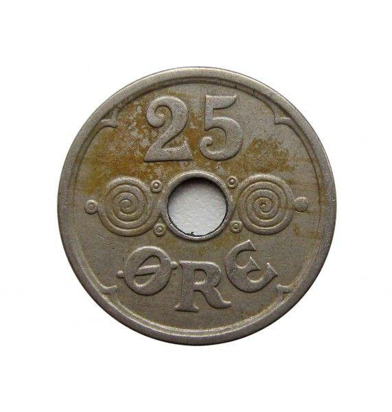 Дания 25 эре 1939 г.