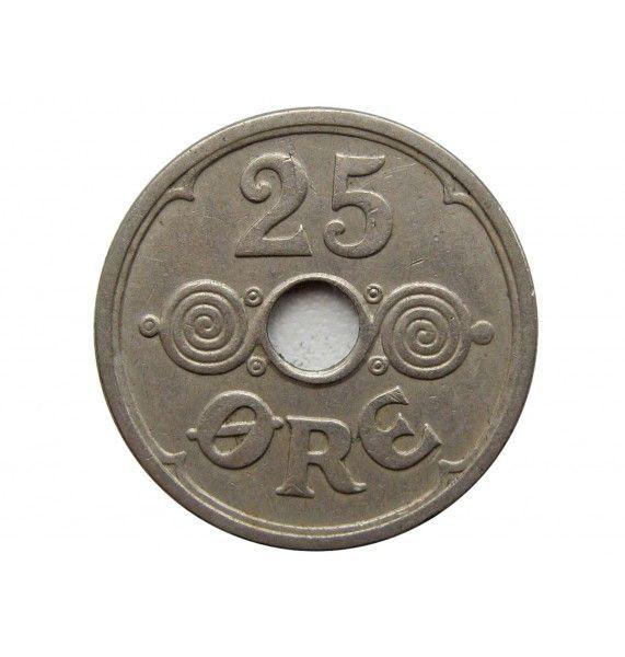Дания 25 эре 1947 г.