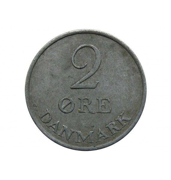 Дания 2 эре 1970 г.