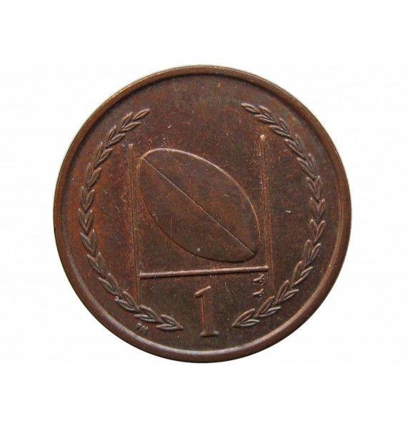 Остров Мэн 1 пенни 1999 г. AA