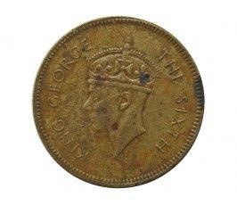 Цейлон 50 центов 1951 г.