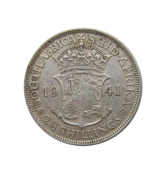 Южная Африка 2 1/2 шиллинга 1941 г.
