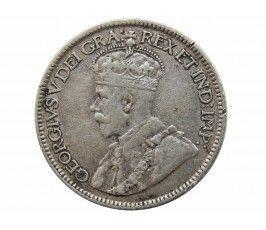 Канада 10 центов 1920 г.