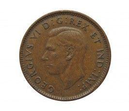 Канада 1 цент 1947 г.