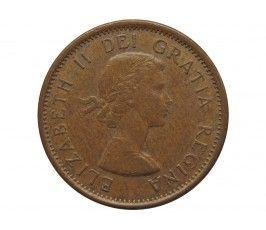 Канада 1 цент 1960 г.