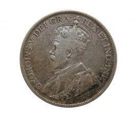 Канада 50 центов 1918 г.