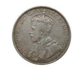 Канада 50 центов 1919 г.