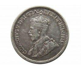 Канада 5 центов 1913 г.