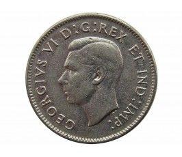 Канада 5 центов 1937 г.