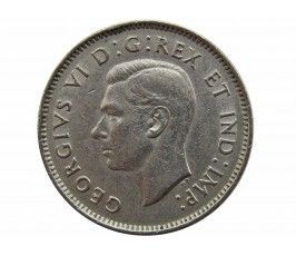 Канада 5 центов 1939 г.