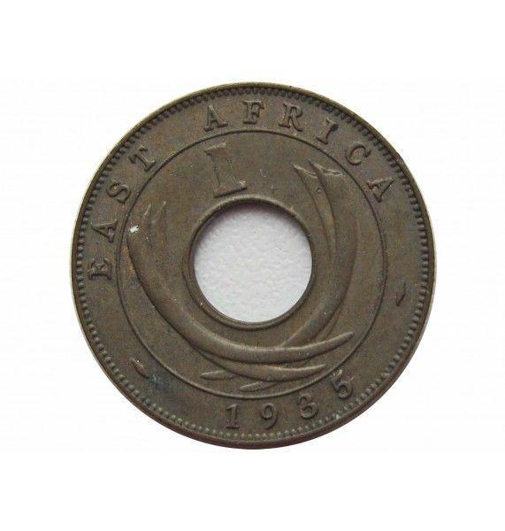 Британская Восточная Африка 1 цент 1935 г.