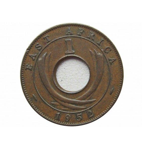 Британская Восточная Африка 1 цент 1952 г. KN
