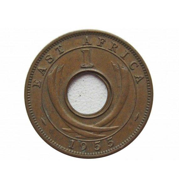 Британская Восточная Африка 1 цент 1955 г.