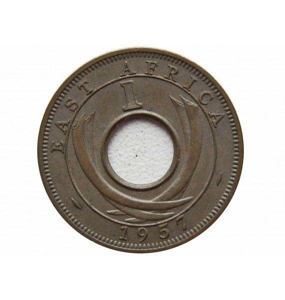 Британская Восточная Африка 1 цент 1957 г.