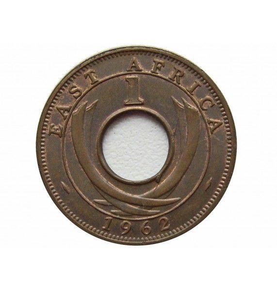 Британская Восточная Африка 1 цент 1962 г. H
