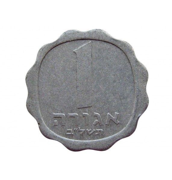 Израиль 1 агора 1972 г.