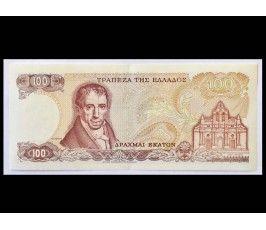 Греция 100 драхм 1978 г.