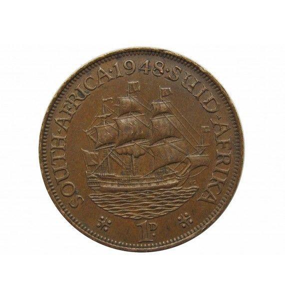 Южная Африка 1 пенни 1948 г.