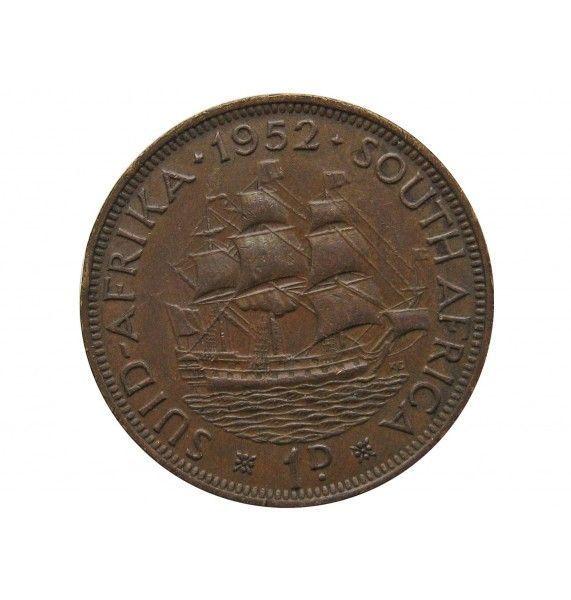 Южная Африка 1 пенни 1952 г.