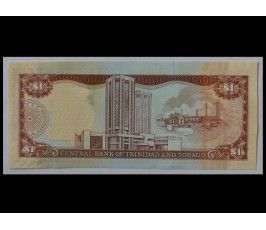 Тринидад и Тобаго 1 доллар 2006 г.