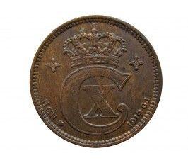Дания 2 эре 1919 г.