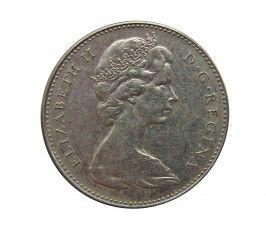 Канада 5 центов 1969 г.