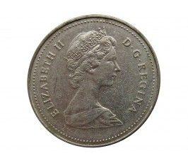 Канада 5 центов 1984 г.