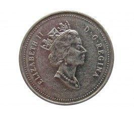 Канада 5 центов 1999 г.