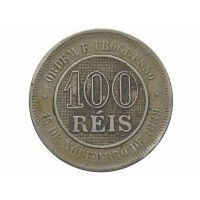 Бразилия 100 рейс 1900 г.