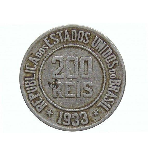 Бразилия 200 рейс 1933 г.