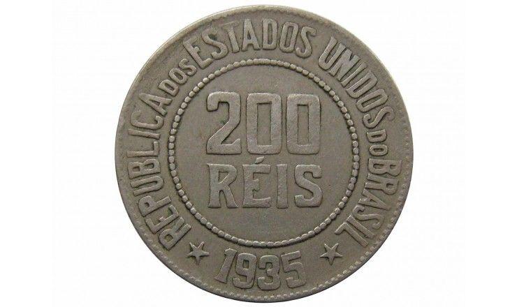 Бразилия 200 рейс 1935 г.