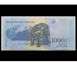 Венесуэла 10000 боливаров 2016 г.