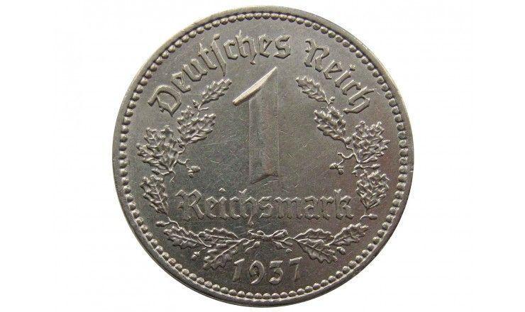 Германия 1 марка 1937 г. A