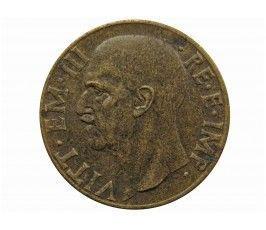 Италия 10 чентезимо 1940 г.