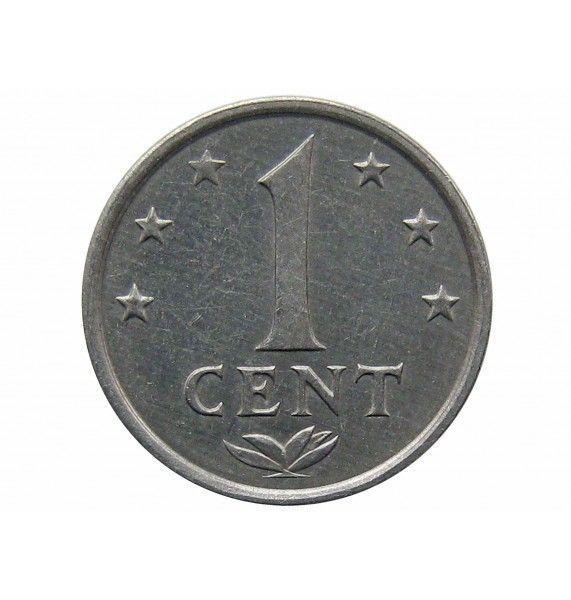 Нидерландские Антиллы 1 цент 1979 г.