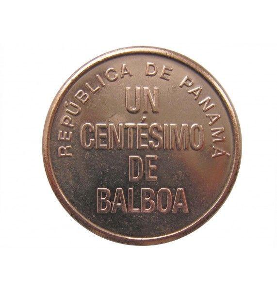 Панама 1 сентесимо 2018 г.