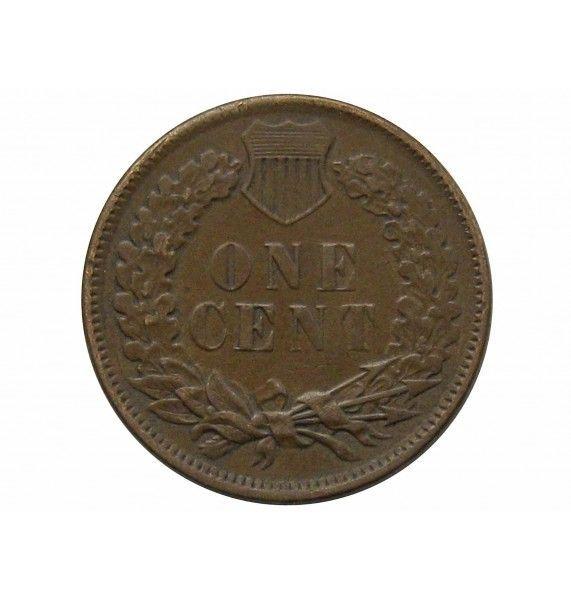 США 1 цент 1883 г.