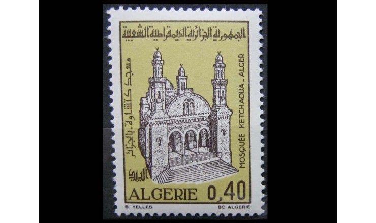 "Алжир 1971 г. ""Мечеть Кетшава"""