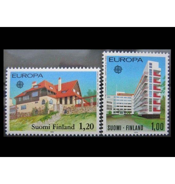 "Финляндия 1978 г. ""Архитектура"""