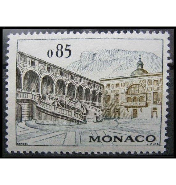 "Монако 1960 г. ""Строительство"""