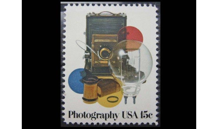 """США 1978 г. """"Встреча профессиональных фотографов в Лас-Вегасе"""""""