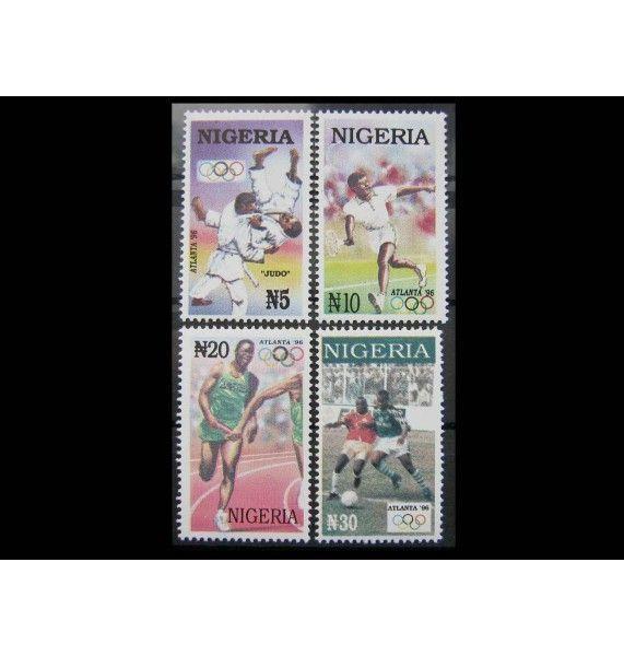 """Нигерия 1996 г. """"Летние Олимпийские игры, Атланта"""""""