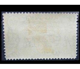 """Южные Шетландские острова 1944 г. """"Король Георг VI, Пейзажи"""" (надпечатка)"""
