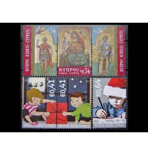 """Кипр 2017 г. """"Рождество"""""""