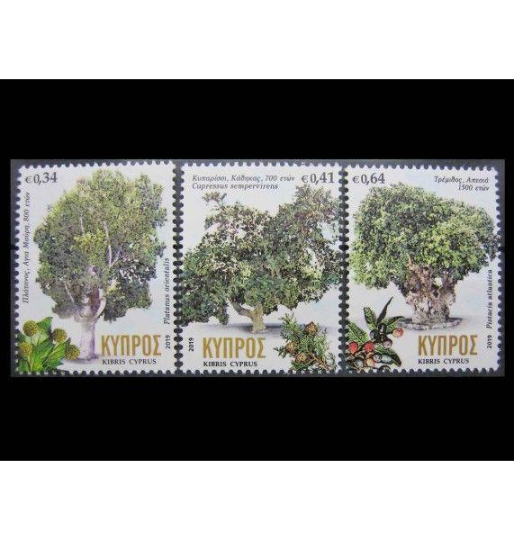 """Кипр 2019 г. """"Столетние деревья"""""""