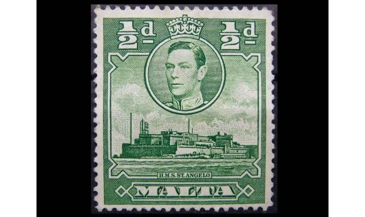 "Мальта 1938 г. ""Национальные мотивы"""